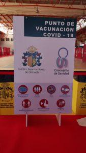 Orihuela, lista para la vacunación contra la COVID19 a la comunidad educativa 7