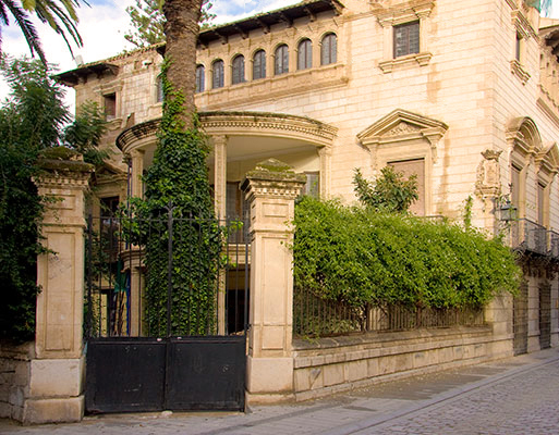Adjudican a la UA la redacción del proyecto de rehabilitación del Palacio de Rubalcava 6