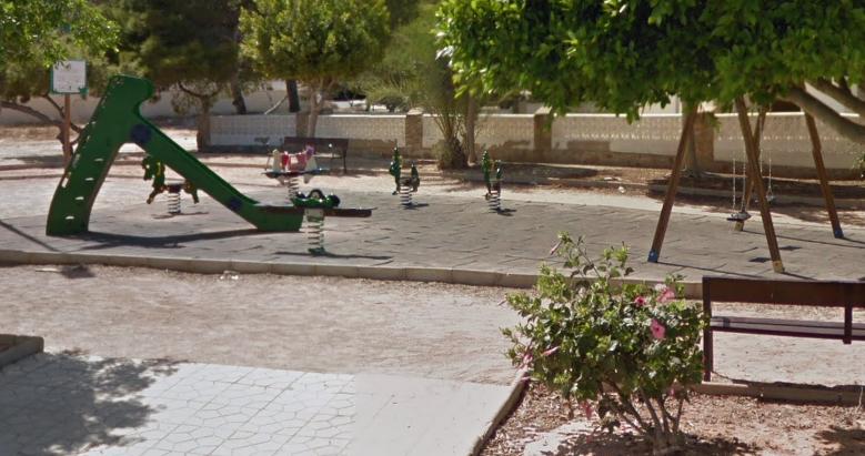 Diputación subvenciona obras en algunos parques de Orihuela Costa 6