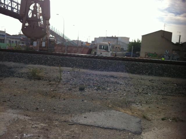 Licitan la nueva pasarela peatonal a Correntías sobre las vías del tren 6