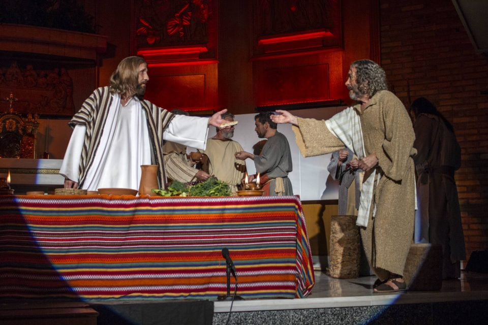 """Éxito de """"La Pasión de Cristo"""" en Pilar de la Horadada 6"""