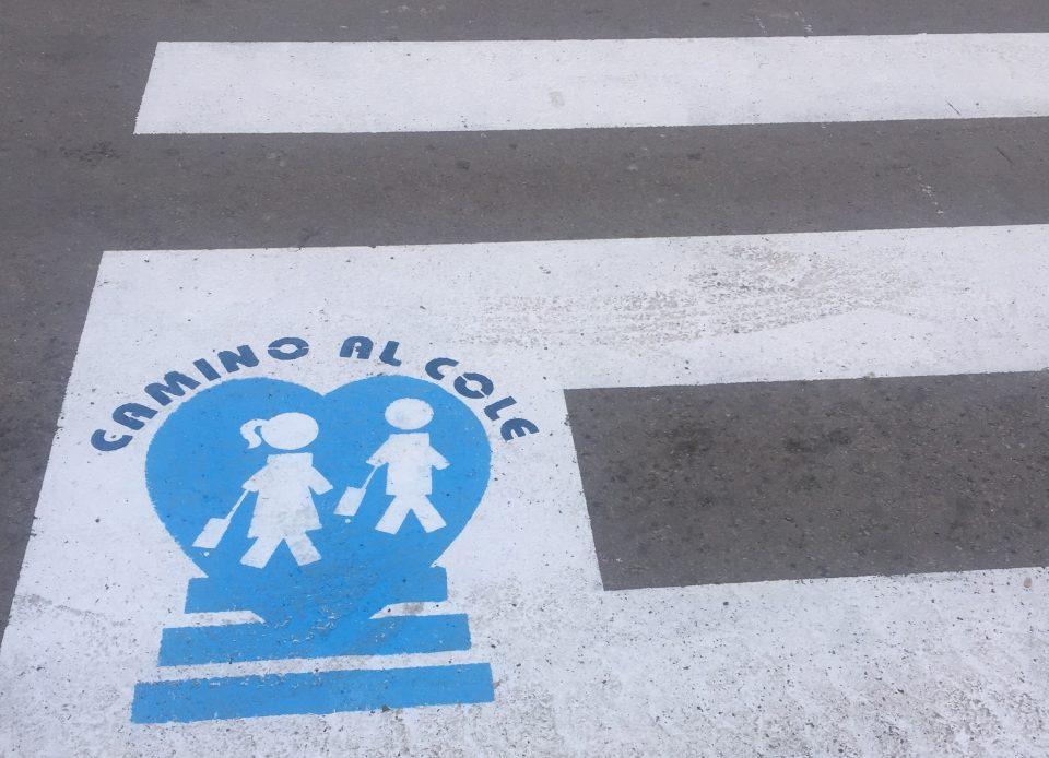 Almoradí traza unas rutas seguras para que los niños puedan ir al colegio a pie 6