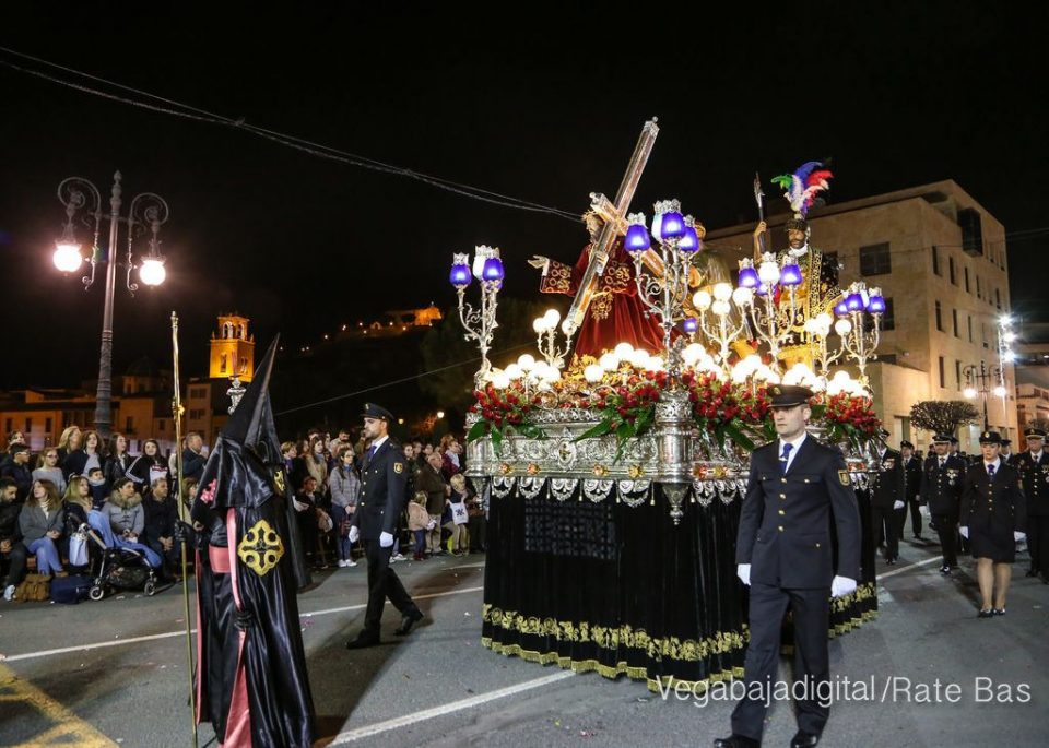 """""""El Perdón"""" presenta la restauración del trono de Ntro. Padre Jesús de la Caída 6"""