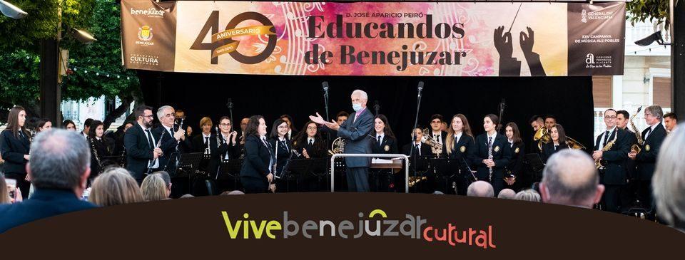 """Solicitan declarar el pasodoble """"Educandos de Benejúzar"""" Bien Cultural Inmaterial 6"""