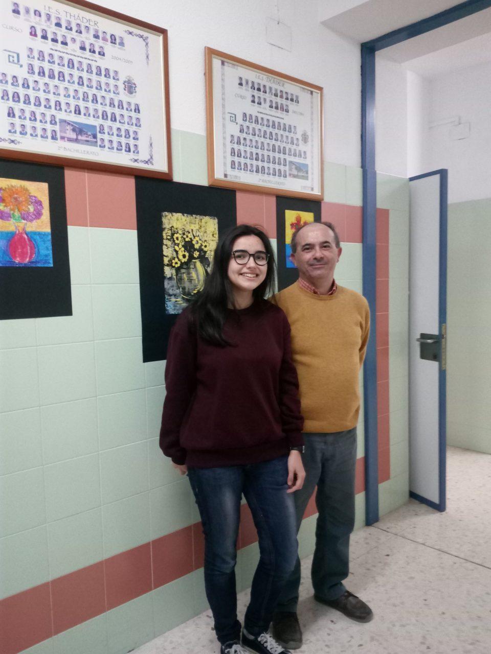 Paula Gazituaga se proclama subcampeona de España de Matemáticas 6