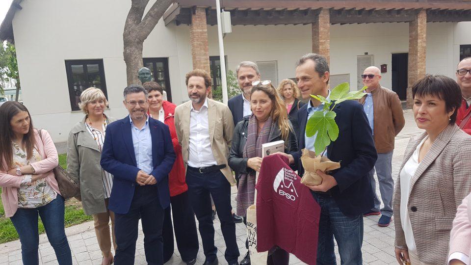 Pedro Duque elogia al MUDIC de Orihuela 6