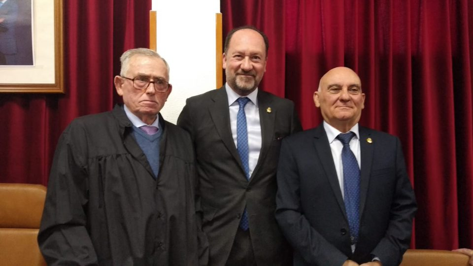 Pedro Mompeán Madrid, nuevo Juez de Aguas de Orihuela 6