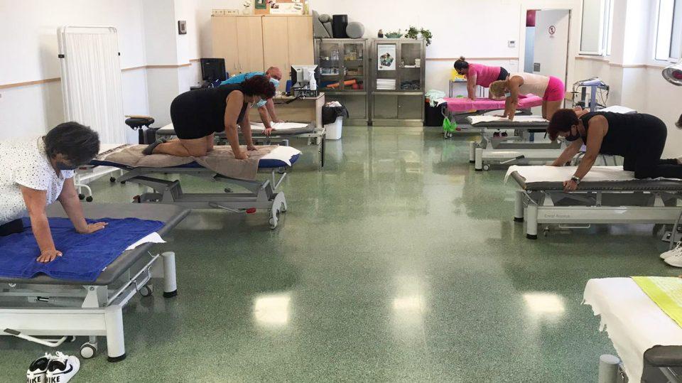 El Hospital de Torrevieja forma a pacientes con artrosis para mejorar su calidad de vida 6
