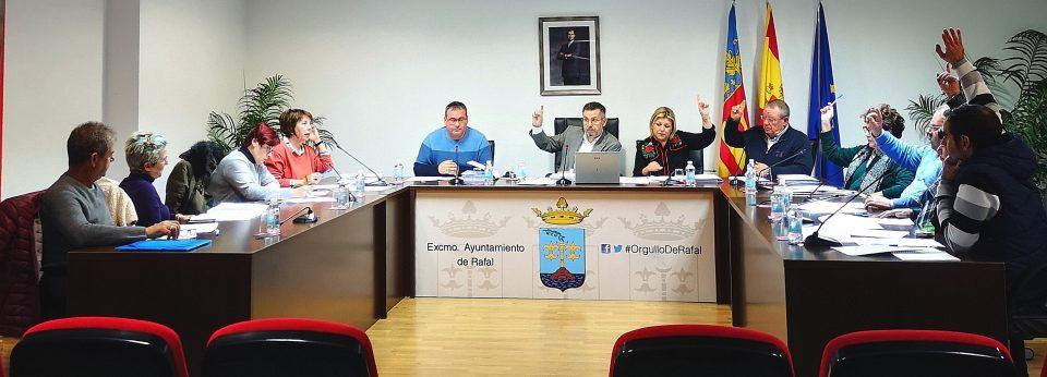 Rafal aprueba el Presupuesto Municipal 2020 que asciende a 2,8 millones de euros 6