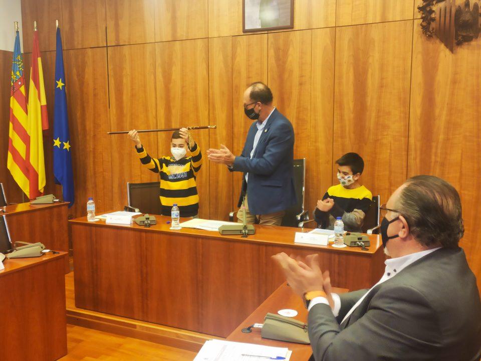 Orihuela celebra la XIII edición del Pleno Infantil 6
