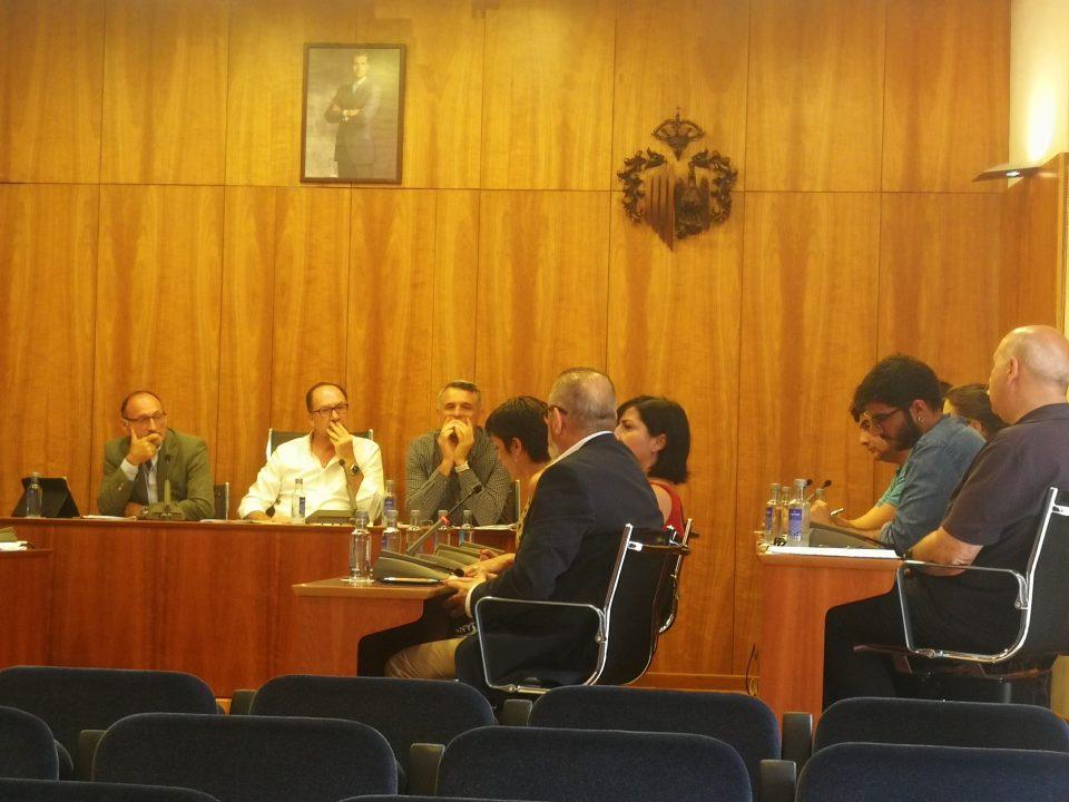 La oposición tumba en Orihuela la propuesta salarial del Alcalde 6