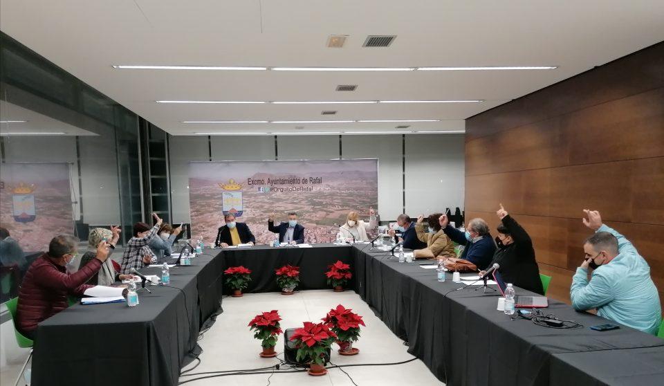 Los vecinos de Rafal participarán en el diseño de la urbanización de la Plaza de España 6
