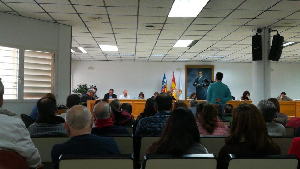 El voto de calidad del alcalde saca adelante los Presupuestos 2019 de Torrevieja 6
