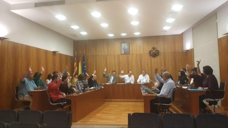 Orihuela alega contra el expediente de Rafal para segregar las Casas Baratas 6