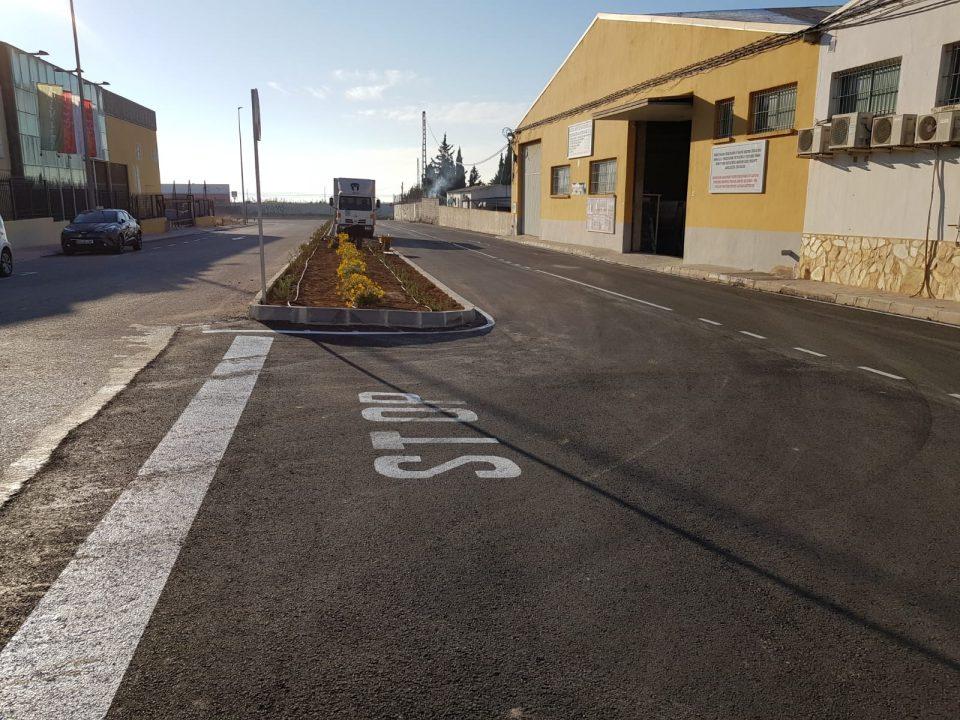 Los Montesinos renueva su polígono industrial 'Levante II' 6