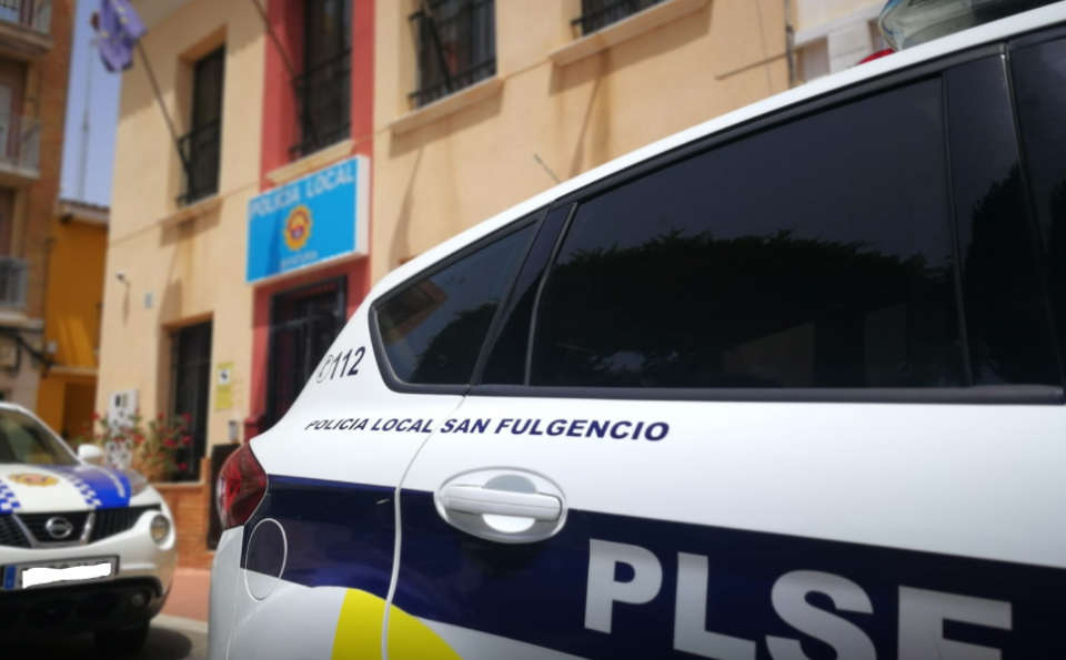 La Policía Local de San Fulgencio y la Guardia Civil de Guardamar impiden un robo 6