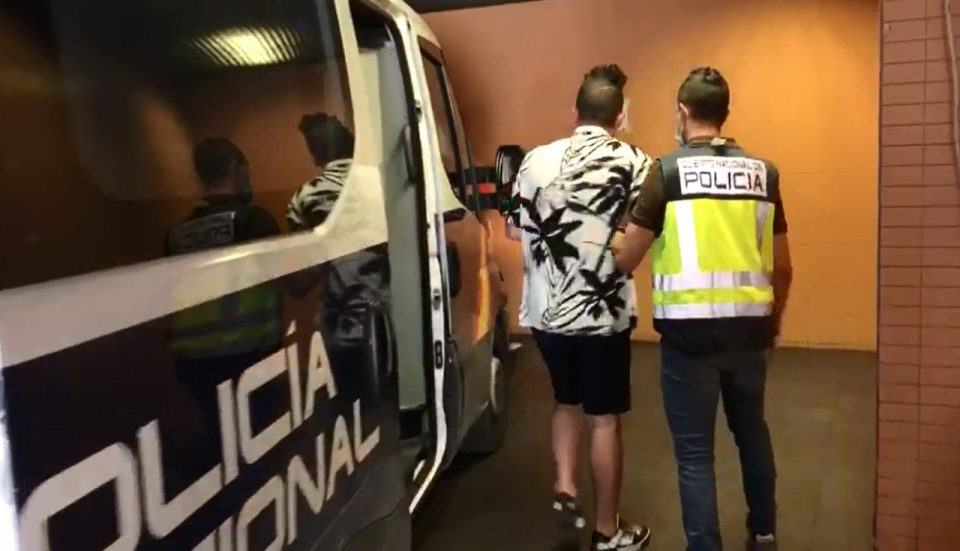 Detenidos en San Miguel por tentativa de homicidio y tráfico de drogas 6