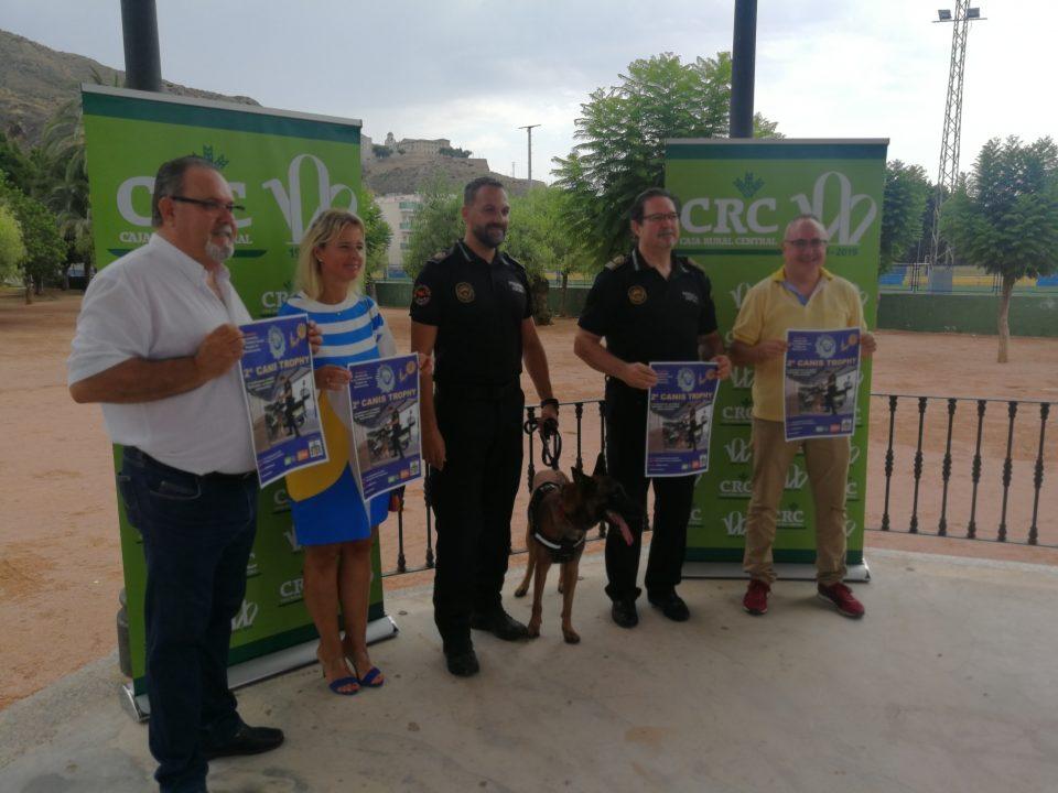 El sábado se celebra el 2º Canis Trophy en Orihuela 6