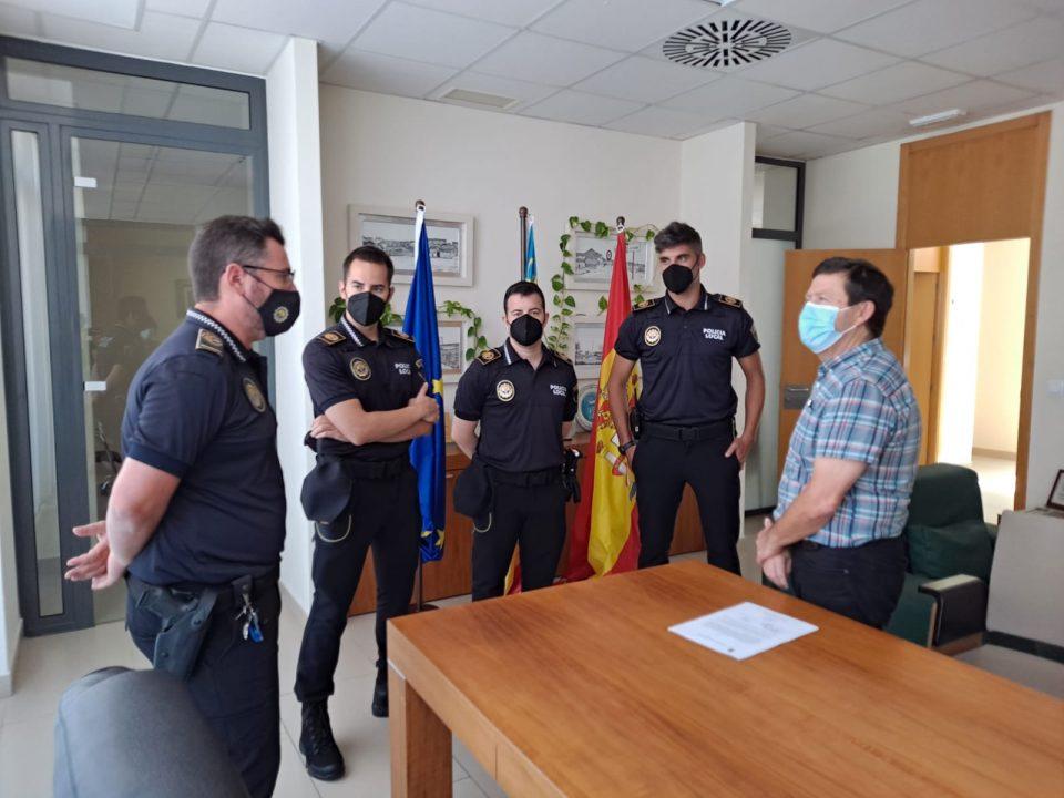 La Policía Local de San Miguel incrementa su plantilla con tres nuevos agentes 6