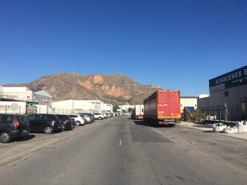 Solo 20 empresas de las 100 que hay en el Polígono Puente Alto siguen abiertas 6