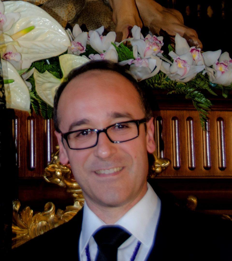 Ezequiel Navarro, Portaguión de la Mayordomía de Los Dolores de Orihuela 6