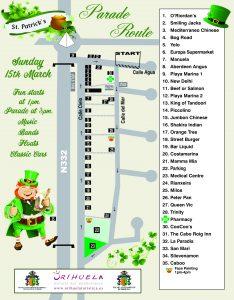 St. Patrick's Day en Orihuela Costa celebra el décimo aniversario 7