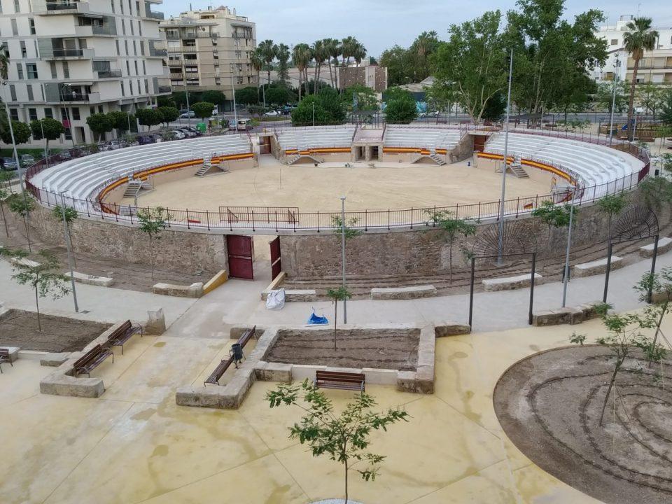 Los Moros y Cristianos de Orihuela estrenan la Plaza Toros 6