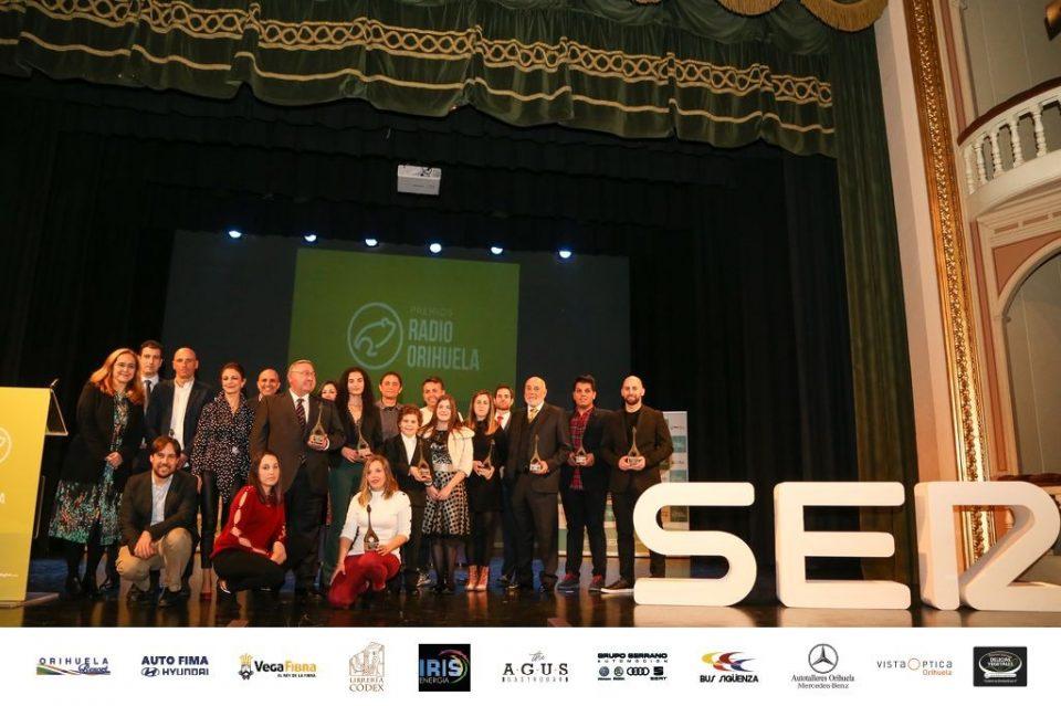 Exitosa gala de Radio Orihuela en su 40 aniversario 6