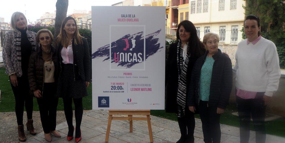 Presentan los Premios Únicas de Orihuela 6