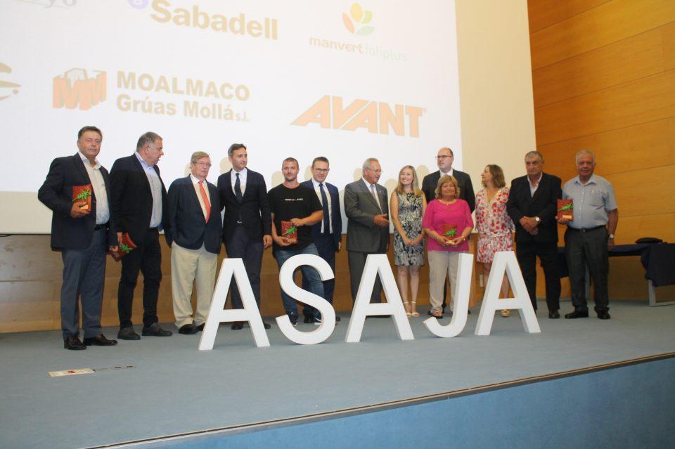 ASAJA Alicante entrega sus premios en la Noche de la Agricultura 6