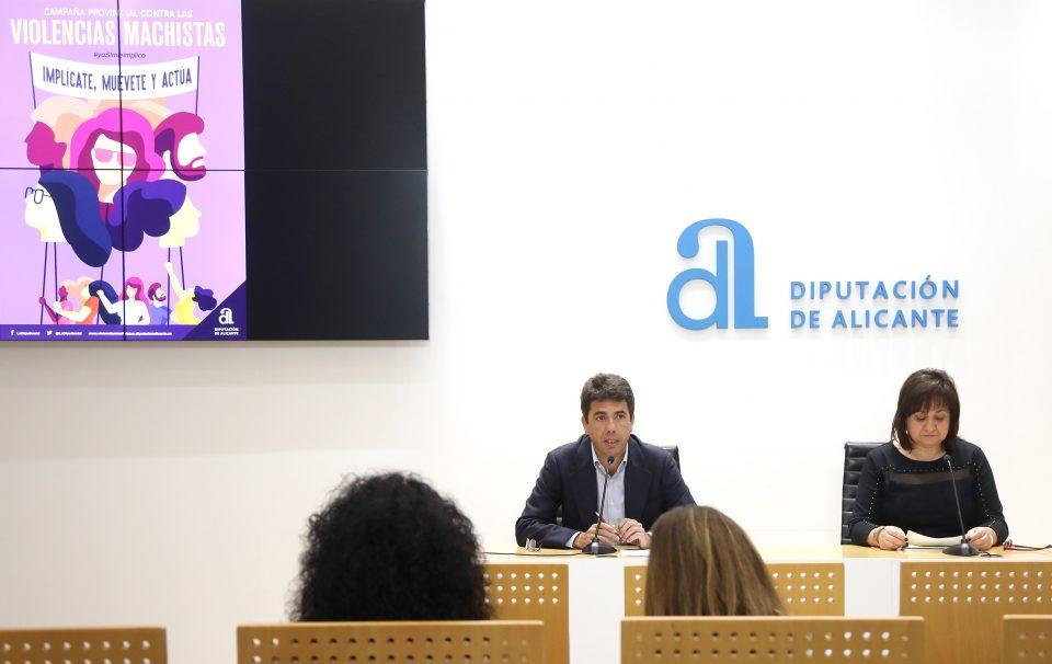 La Diputación lanza una campaña contra la violencia machista 6