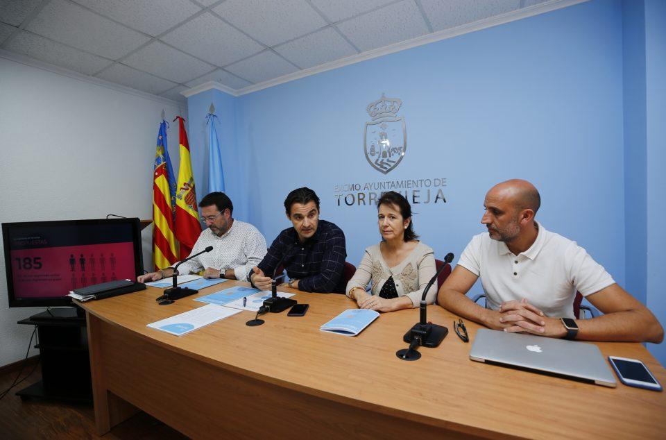 Presentan 185 propuestas en los Presupuestos Participativos de Torrevieja 6