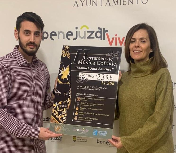 Benejúzar celebrará su II Certamen de Música Cofrade 6
