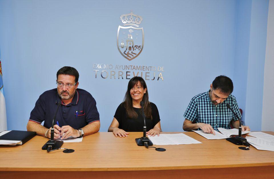 El Ayuntamiento de Torrevieja contratará a 32 jóvenes desempleados 6