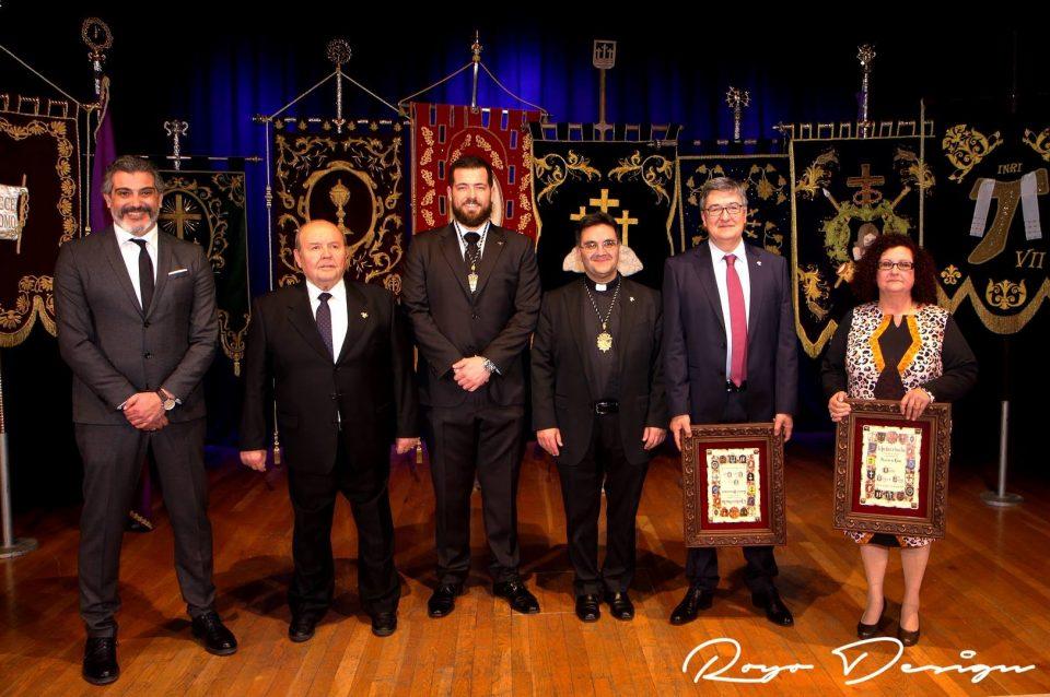 Presentados los cargos honoríficos de la Semana Santa de Callosa 6