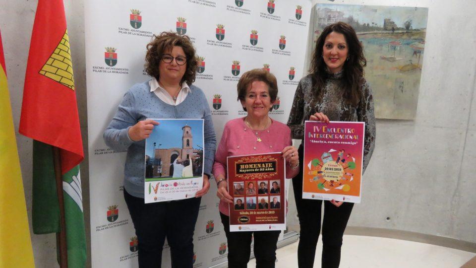 Pilar de la Horadada celebra las IV Jornadas Culturales para Mayores 6