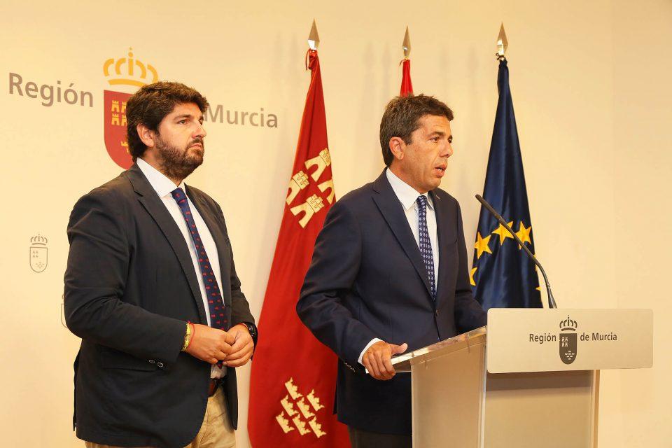 Alicante y Murcia se alían en defensa del Trasvase 6