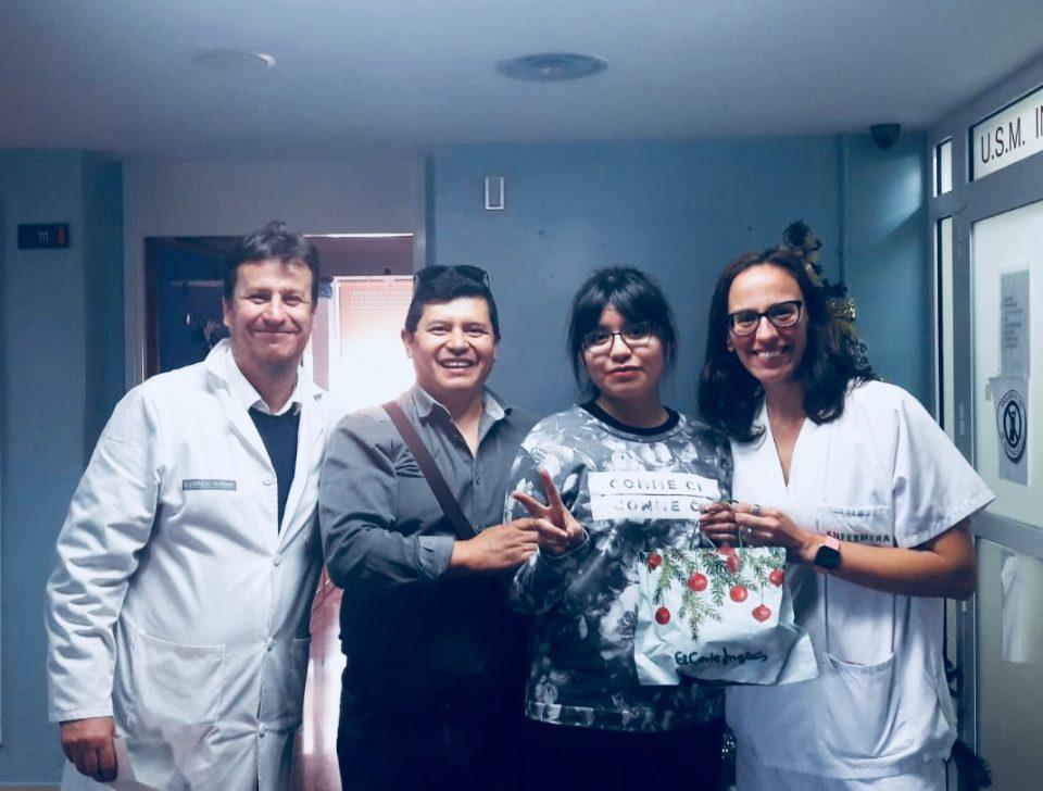 El Hospital Vega Baja entrega los premios del concurso de tarjetas navideñas 6