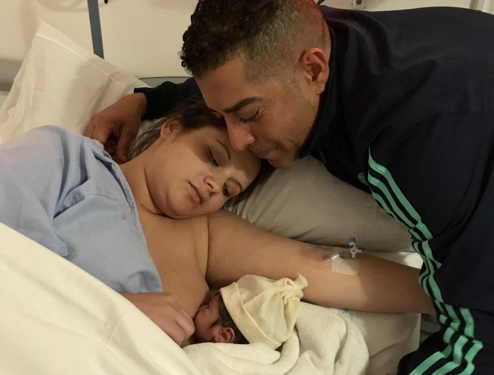 Chloe, primer bebé del año en el Hospital Universitario de Torrevieja 6