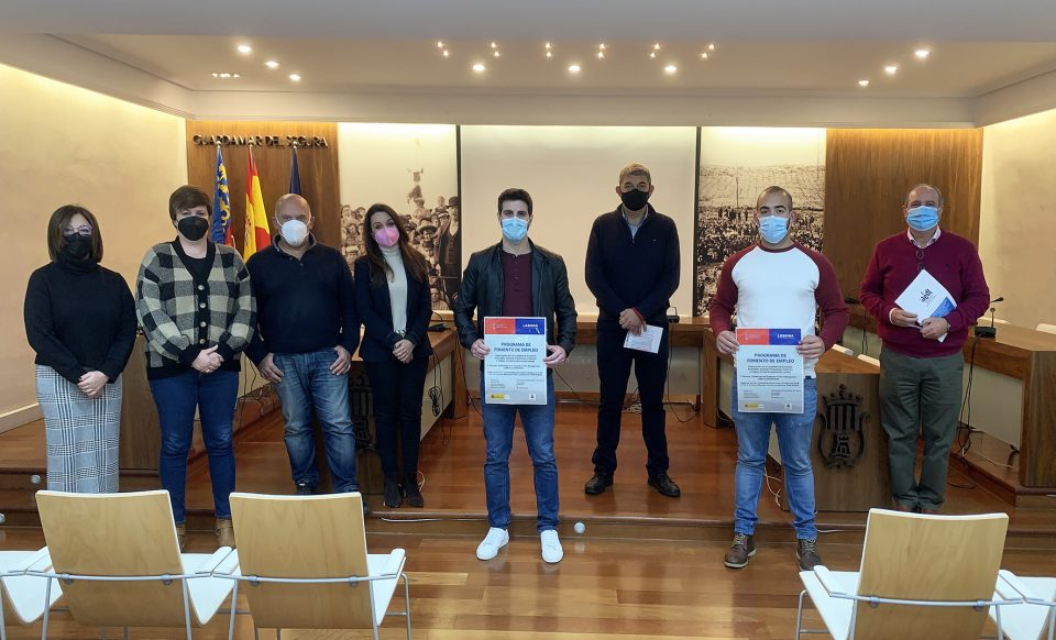 Un programa de empleo impulsa la contratación en Guardamar para planes de emergencias 6