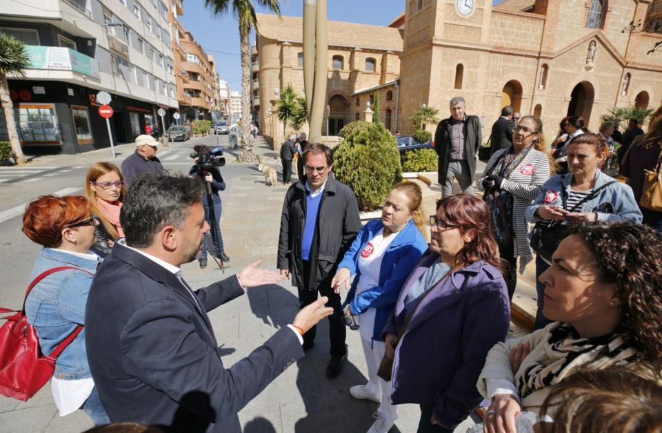 Situación insostenible por huelga en la residencia de mayores de Torrevieja 6