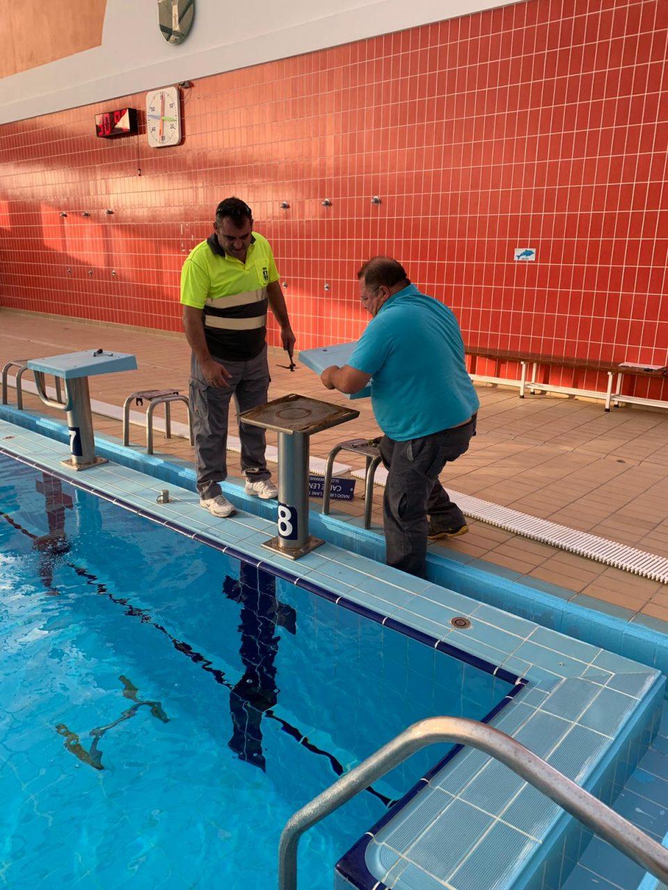 La piscina municipal de Pilar de la Horadada estará lista para septiembre 6