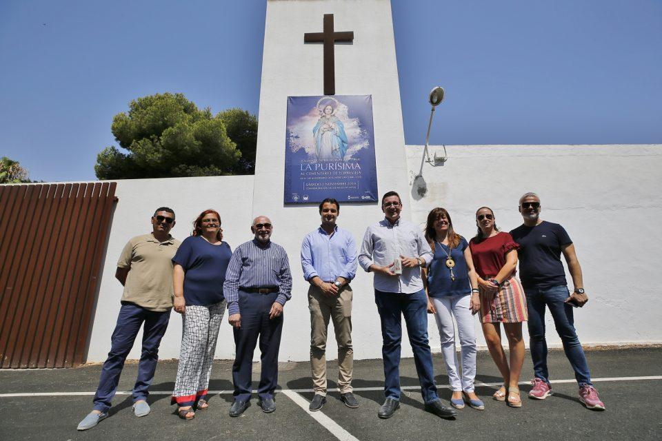 La Purísima visitará de forma solemne y extraordinaria el Cementerio de Torrevieja 6