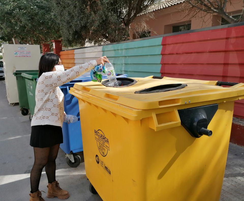 Rafal incrementa en un 63% el reciclaje de envases ligeros en el último año 6