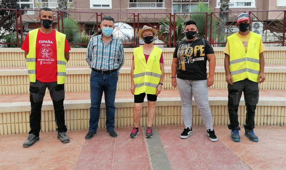 El Ayuntamiento de Rafal refuerza su plantilla a través de un programa de empleo 6