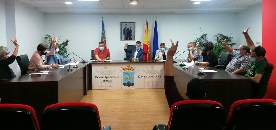 Rafal solicitará audiencia al Instituto Cartográfico Valenciano para tratar los límites municipales con Orihuela 6