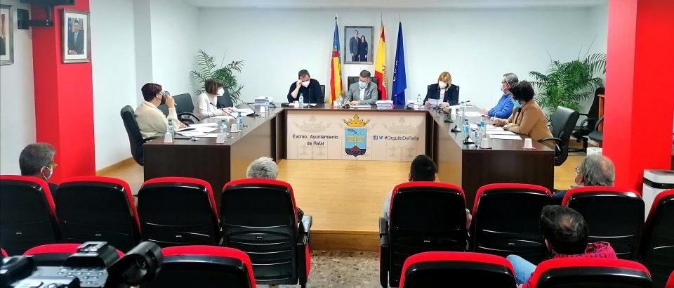 Rafal aprueba su Presupuesto Municipal 2021 que apuesta por la mejora de los servicios 6