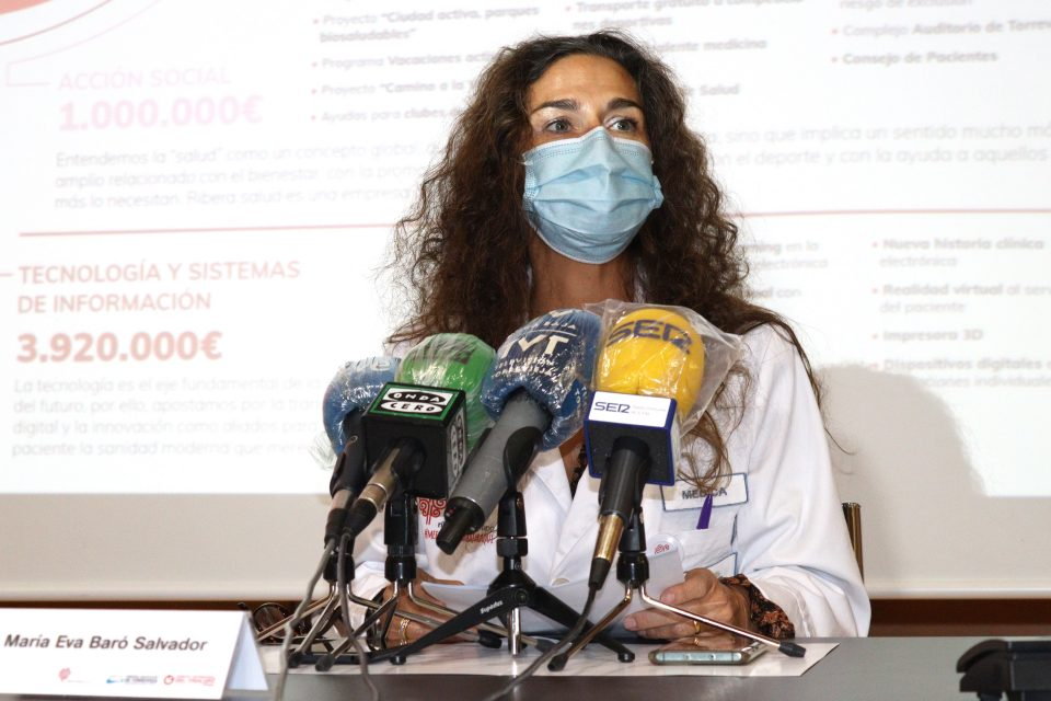 El Hospital Universitario de Torrevieja cumple 14 años 6