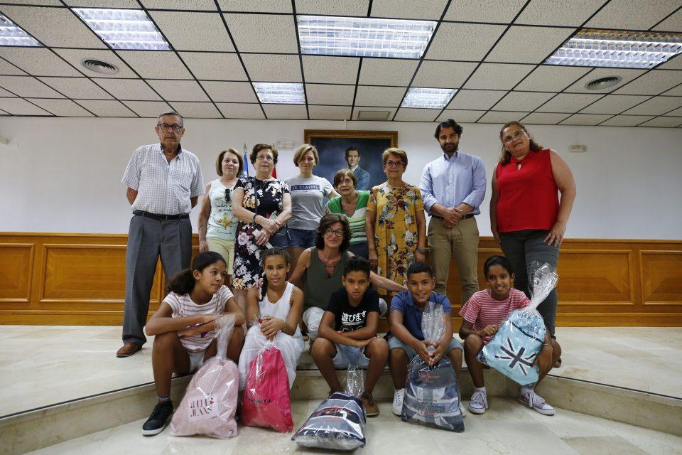 Torrevieja despide a sus niños saharauis 6