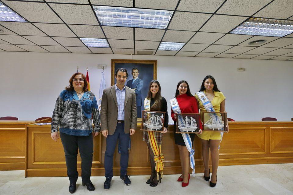 Torrevieja recupera la recepción oficial de la Corte Salinera 6